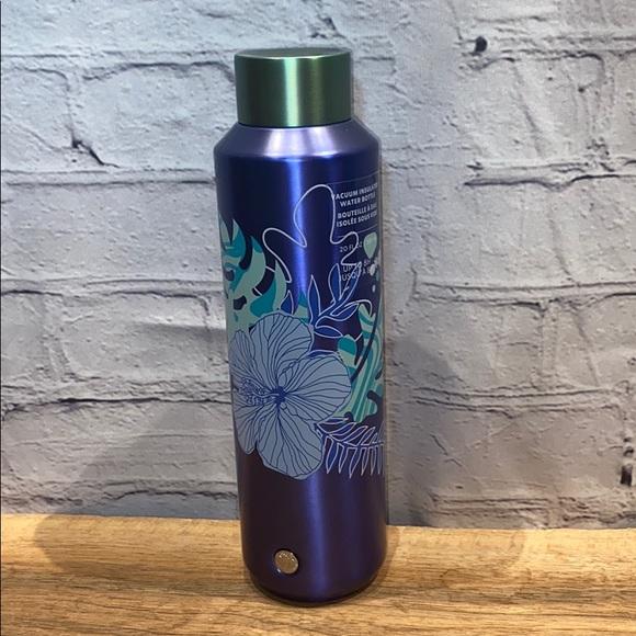 Starbucks hibiscus 🌺 stainless water bottle